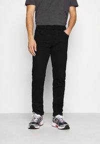 Redefined Rebel - NEW YORK - Jeans slim fit - black denim - 0
