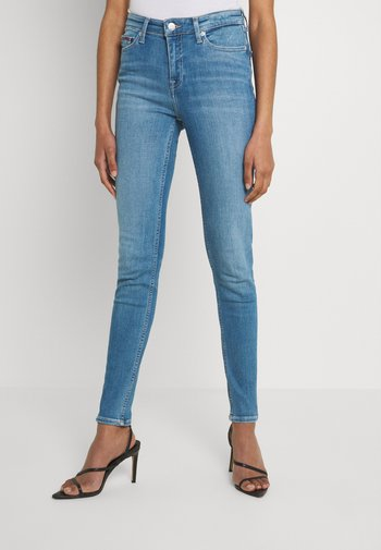 NORA SKINNY - Jeans Skinny Fit - denim light