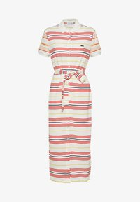 Lacoste - Shirt dress - red - 0