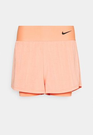 SHORT - Sports shorts - crimson bliss/black