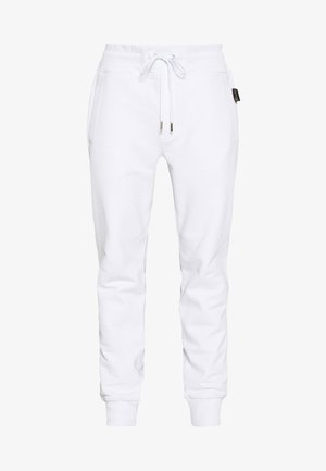 BASIC JOGGERS - Pantalon de survêtement - white