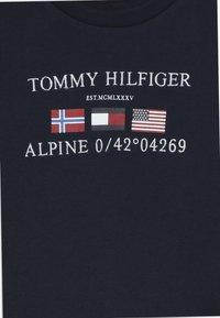 Tommy Hilfiger - BOYS TRACKSUIT SET - Sweatshirt - blue - 5