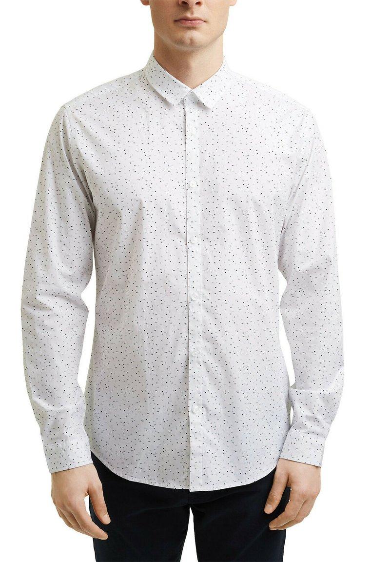 Esprit - MIT COOLMAX® - Shirt - white