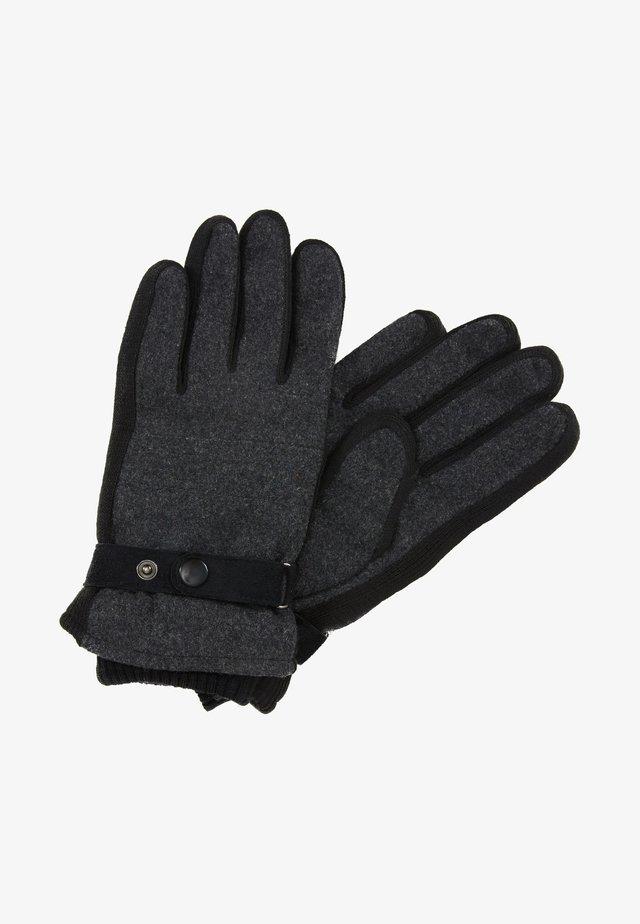 PRAESIEN - Gloves - dark grey