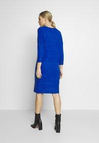 s.Oliver - Strikket kjole - royal blue - 2