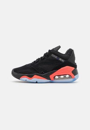 2700 POINT LANE - Sneakers laag - black/dark concord/infrared 23