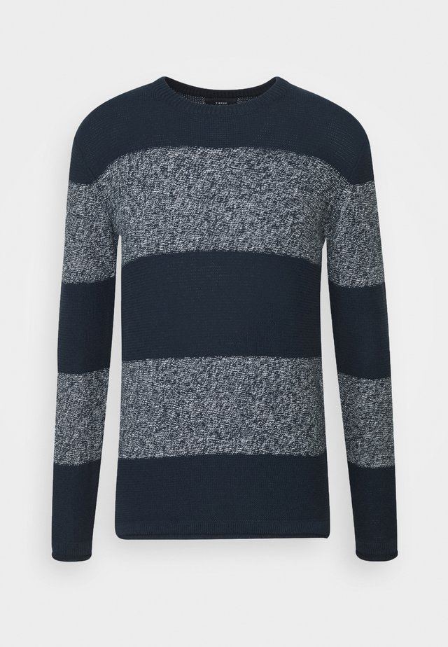 GREGORY - Pullover - blue