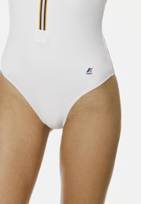 K-Way - Swimsuit - white - 3
