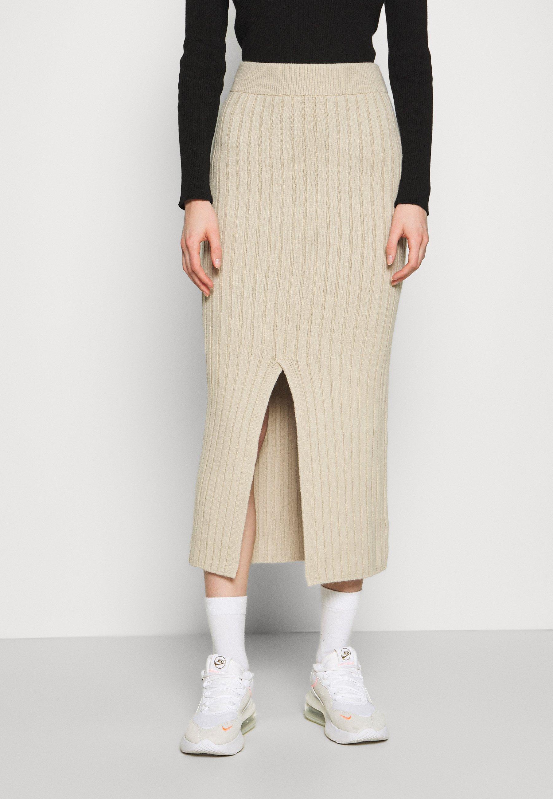 Women MIDI - Pencil skirt
