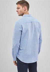 Next - Shirt - blue - 1