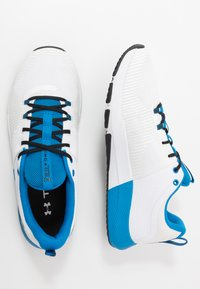 Under Armour - Zapatillas de entrenamiento - white - 1