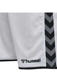 Hummel - HMLAUTHENTIC  - Sports shorts - white - 3