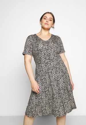 KCMOVI DRESS - Trikoomekko - black