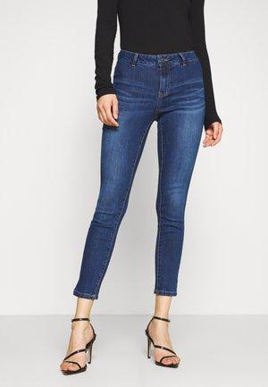 VICOMMIT - Jeans Skinny Fit - dark blue denim