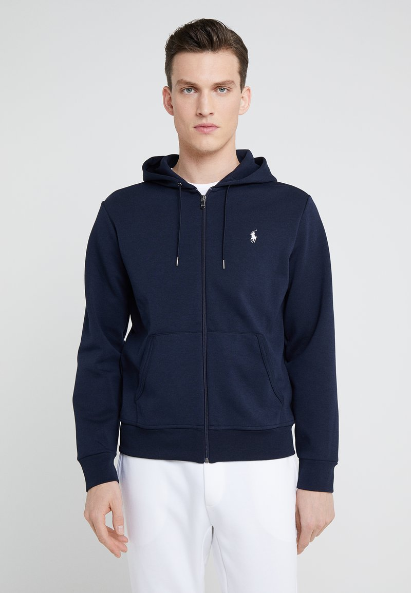 Polo Ralph Lauren - DOUBLE TECH - Zip-up hoodie - aviator navy