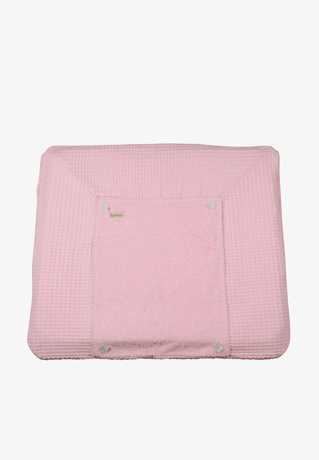 Changing mat - old baby pink