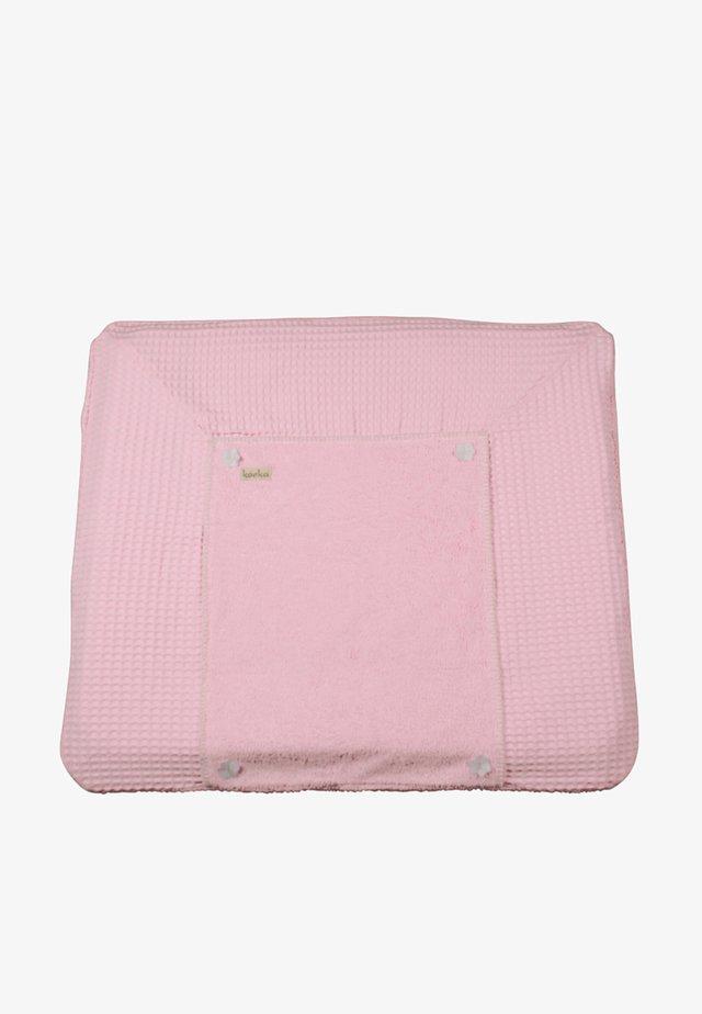 Changing mat - old baby pink