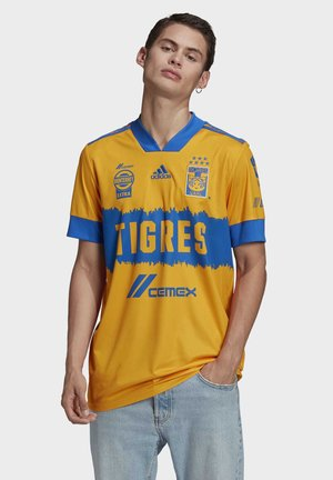 TIGRES UANL 20/21 HOME JERSEY - T-Shirt print - yellow
