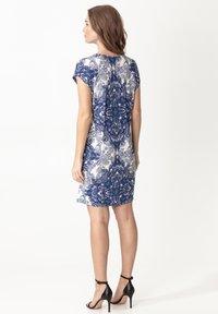Indiska - LENNY - Day dress - blue - 1