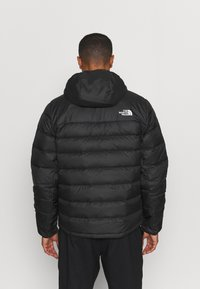The North Face - ACONCAGUA HOODIE - Down jacket - black - 2