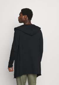 INDICODE JEANS - DAVIN - Zip-up hoodie - black - 2
