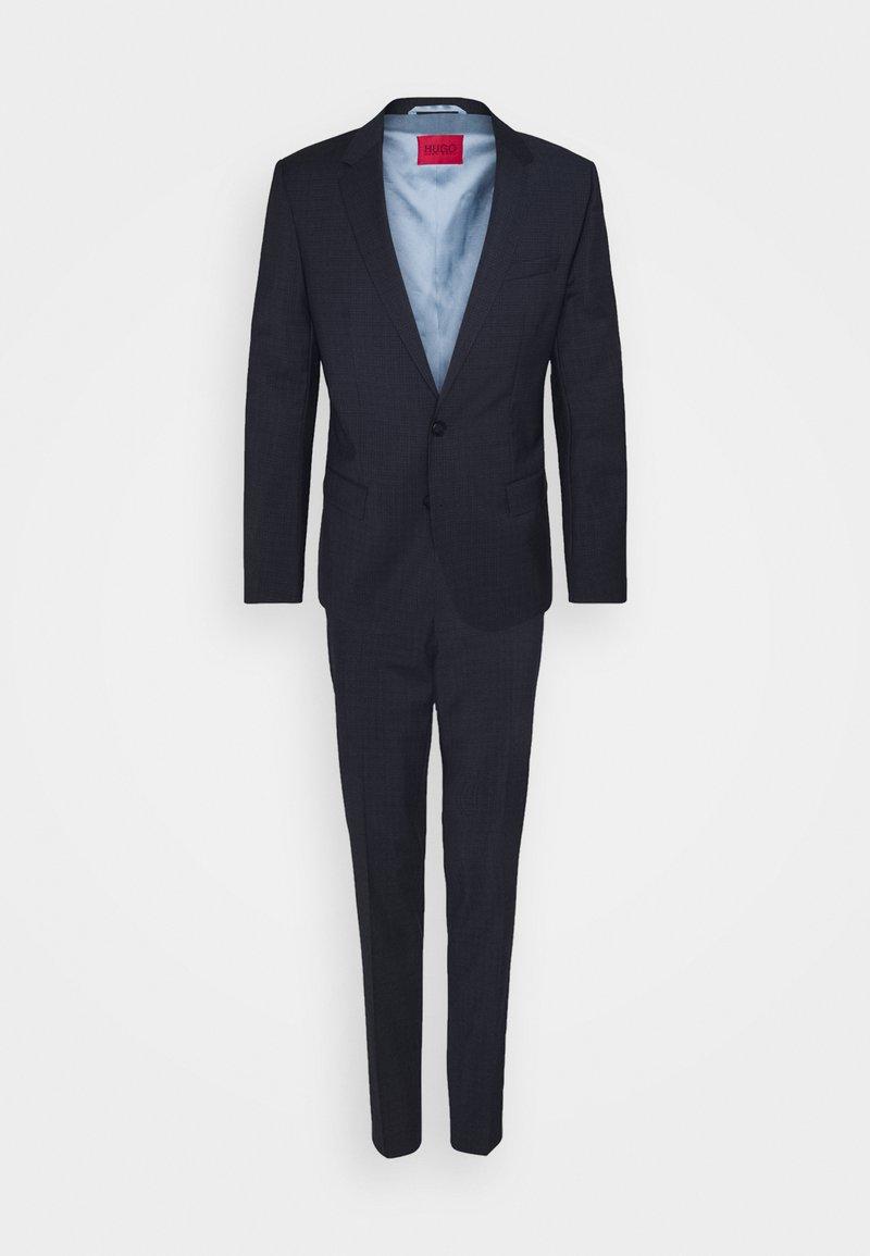 HUGO - HENRY GETLIN - Oblek - dark blue