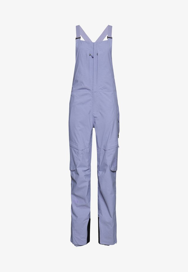 GORE - Pantalon de ski - foxglove violet
