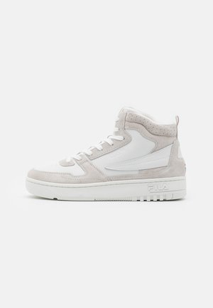FXVENTUNO MID - High-top trainers - white/marshmallow