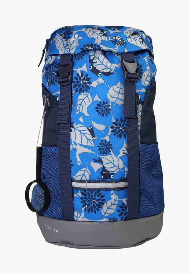 PECKI 14 - Rucksack - radiate blue