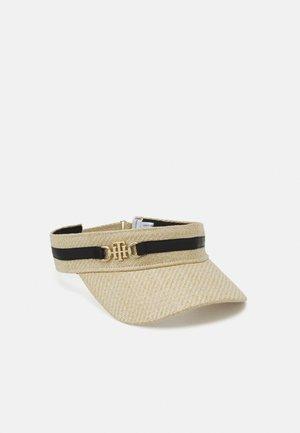 VISOR - Cap - beige