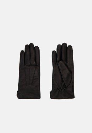 GLOVE  - Fingervantar - black