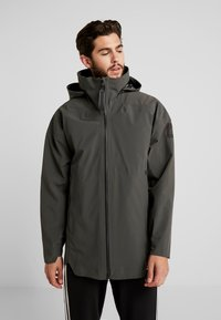 adidas Performance - MYSHELTER 3IN1 WINTER JACKET - Parka - olive - 0