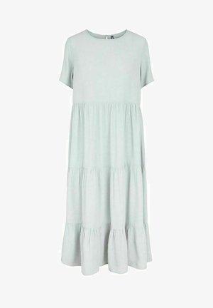 Maxi dress - aqua gray