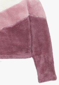 Friboo - Fleecepullover - gardenia/pink - 2