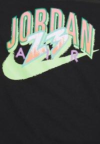 Jordan - BRAND CREW - Printtipaita - black - 5