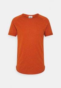 KAS TEE - Basic T-shirt - bombay brown