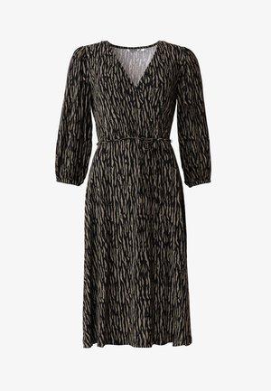SENJA - Denní šaty - olive