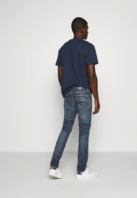 Tommy Jeans - SIMON  - Jeans Skinny Fit - danny dark blue stretch - 2