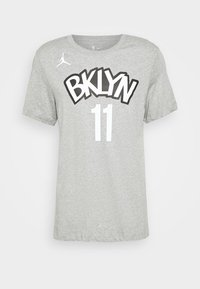 Nike Performance - NBA BROOKLYN NETS KYRIE IRVING NAME NUMBER TEE - Article de supporter - dark grey heather - 3