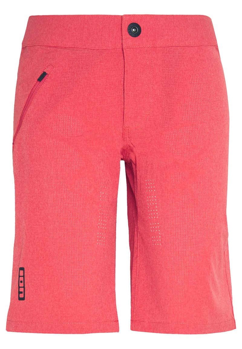 ION - ION BIKESHORTS TRAZE - Sports shorts - pink isback