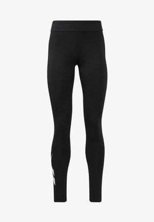CLASSIC VECTOR FOUNDATION CASUAL - Leggings - Trousers - black