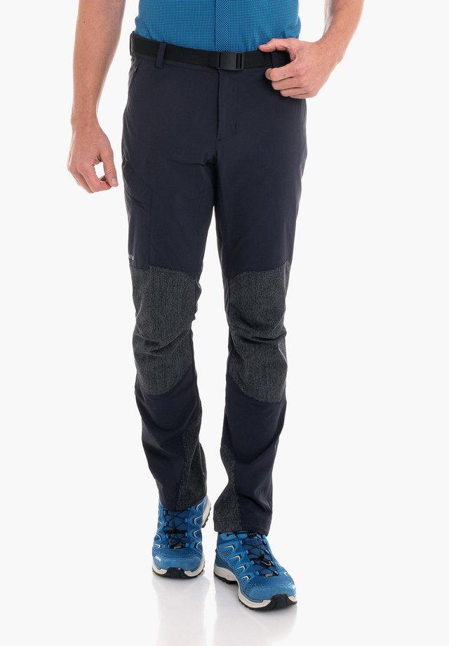 Outdoor trousers - 9990 - schwarz