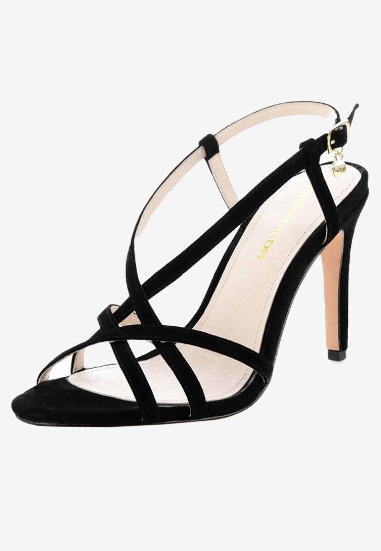 PRIMA MODA VILLAR - High Heel Sandalette - black  High Heels für Damen OssTo