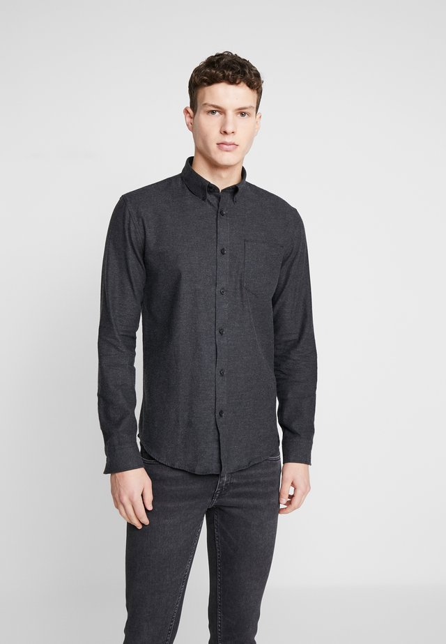 TWILL SHIRT  - Camicia - black