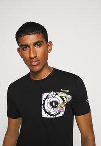 Iceberg - FUTURE - Print T-shirt - nero - 5