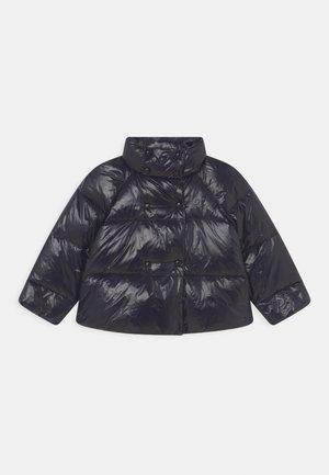 GIACCA - Down jacket - blu navy