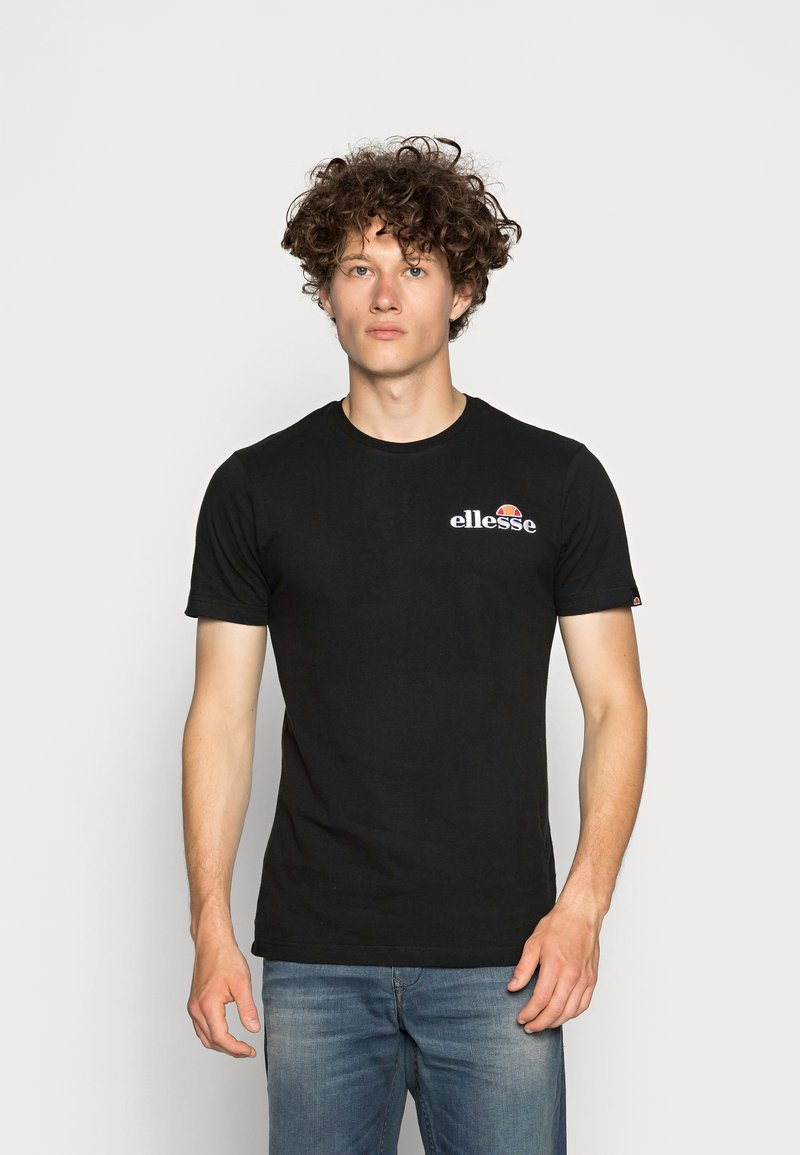 Ellesse - VOODOO - T-shirt con stampa - black