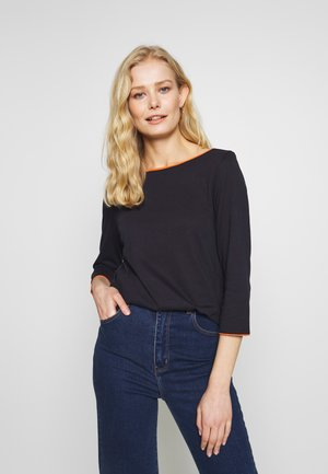 3/4 ARM - Long sleeved top - navy