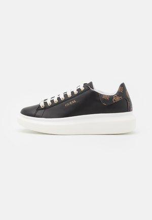 SALERNO - Sneakers laag - mehrfarbig/schwarz