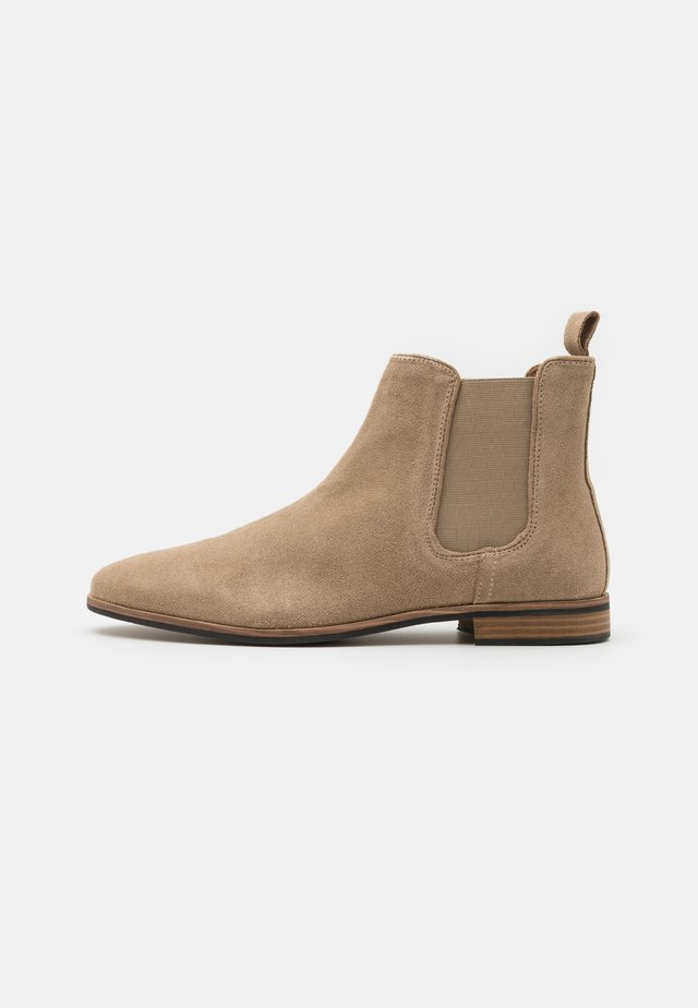 CADENCE CHELSEA - Classic ankle boots - beige